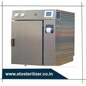 ETO Sterilizer, pharma medical autoclave, Retort Machine Exporter