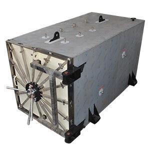 ETO STERILIZER - appreciated for dimensional accuracy, leak proof, chemical and corrosion and heat resistance features.