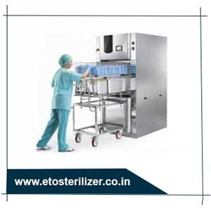 ETO is a low temperature gaseous process widely used to sterilize a variety of healthcare products,