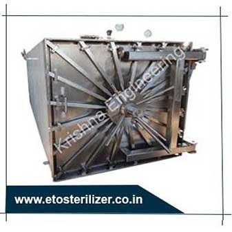 ETO Sterilizer - Ethylene oxide (also known as EO or EtO) is a low temperature gaseous process widely used to sterilize a variety of healthcare products.