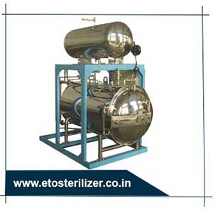 Ethylene oxide gas (EtO) is widely used to sterilize materials and products that would be damaged by methods involving heat, moisture or radiation.