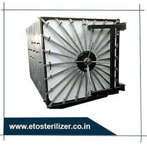 We are counted as consistent firm actively involved in developing modern day ETO Sterilizer for Herbs namely Herbal Steam Sterilizer.