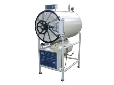 Cylindrical Steam Sterilizer