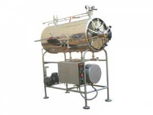 Horizontal Steam Sterilizer