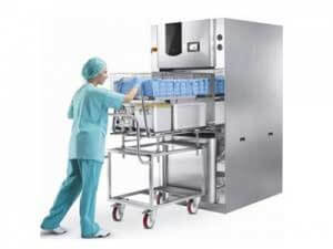 Hospital Steam Sterilizer