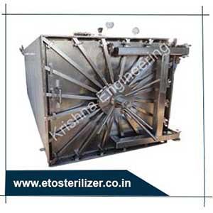 ETO Sterilizer machine Supplier