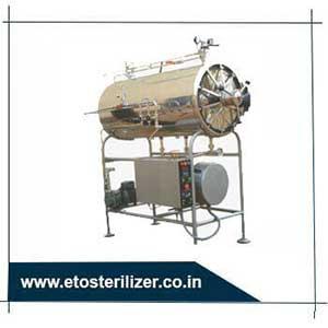 horizontal steam sterilizer, ETO Gas Sterilizer Exporter