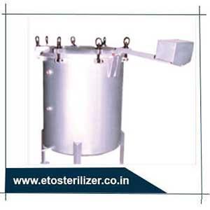 industrial retort machine, Horizontal High Pressure Autoclave